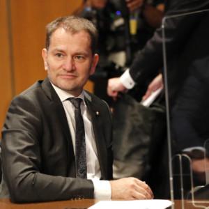 Igor Matovic receives first does of Sputnik V