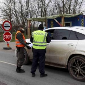 Border control, Czech Republic, Germany, migration