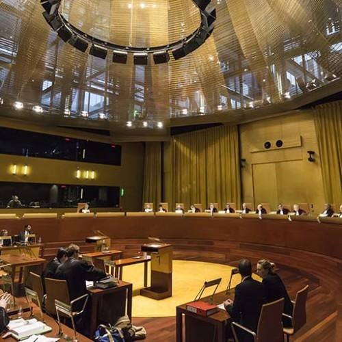 CJEU Polish judiciary reforms