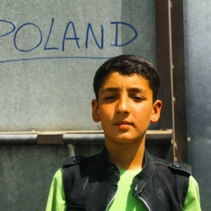 Polish soldiers saved children in Afghanistan