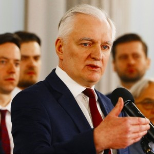 Gowin expelled from Polish government