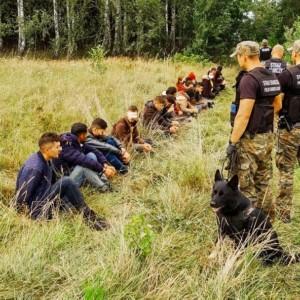 Migrants-Poland-Belarus-Polish-Border-Guard