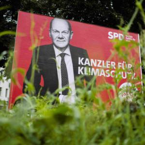 Olaf Scholz, SPD, Germany, pre-election polls