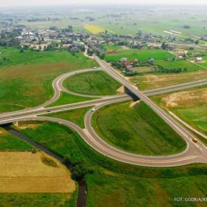 Road construction Poland Via Carpatia