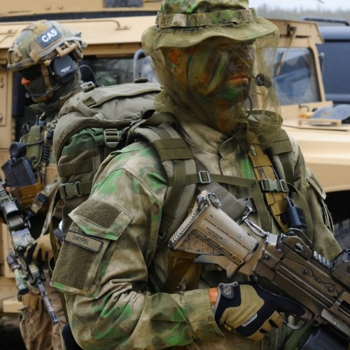 Polish army sepcial unit GROm Aghanistan