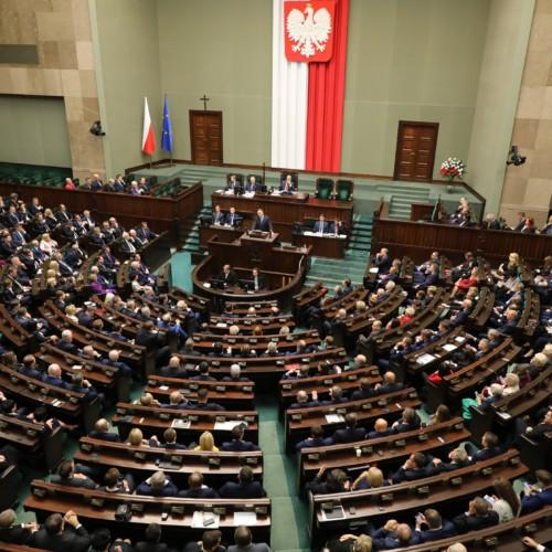 Polish Sejm parties survey