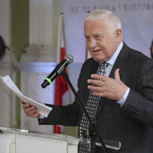 Former Czech President Václav Klaus, gains of Taliban in Aghanistan