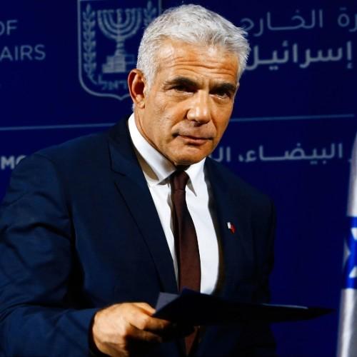 Lapid Poland US Israel crisis