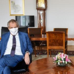 Czech President Miloš Zeman, situation in Afghanistan, Taliban
