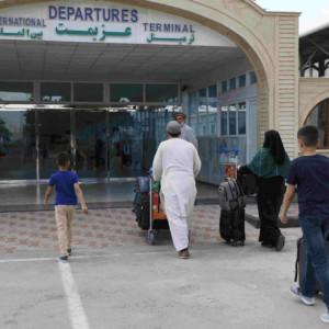 Afghanistan, evacuation