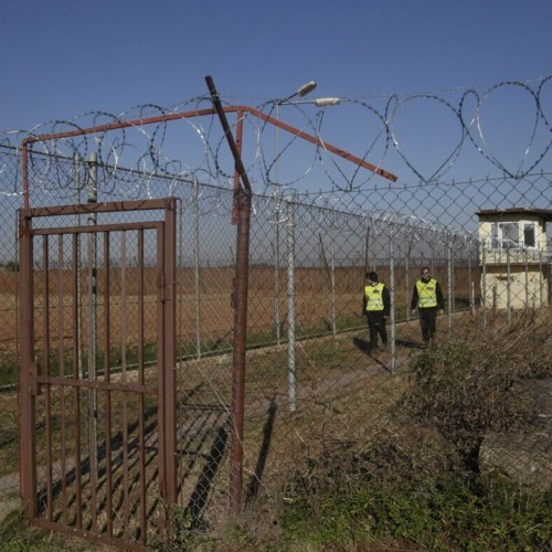Algerian, migrant, detention