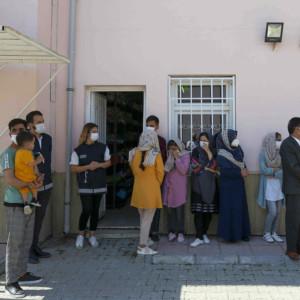 Afghan migrants, migration routes