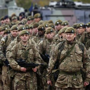 Military exercise, Czechia