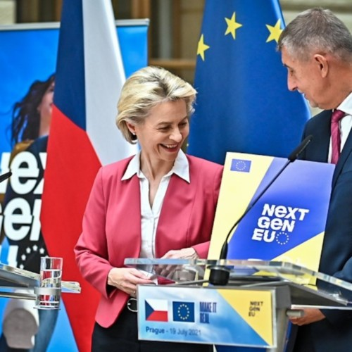 Czech National Recovery Plan, EU finance ministers, Andrej Babiš, EU Recovery Fund