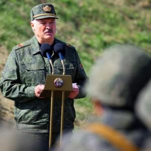 Lukashenko Belarus Zapad 21 WEST