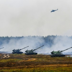 Zapad military exerxises Polish border