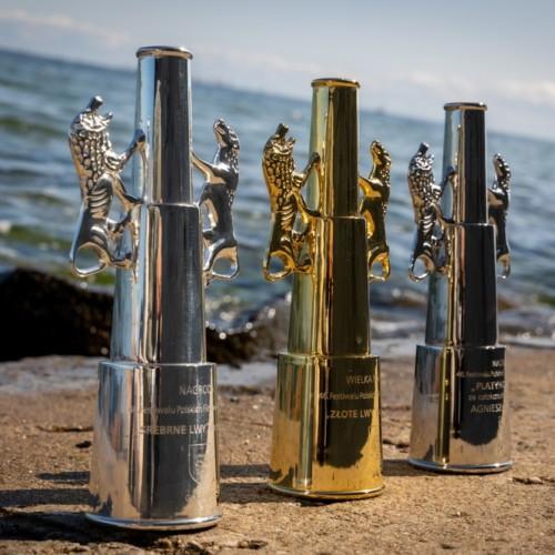 Lions - Gdynia Film Festival main awards (source: press stock)