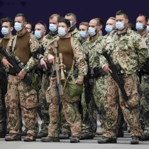 Creation of EU army, Josep Borrell, European defense