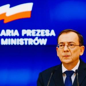 Kamiński Poland state of emergency Belarus