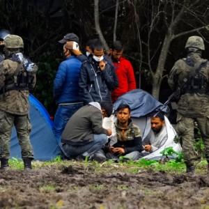 'Salvation' foundation Soros Abolish Frontex
