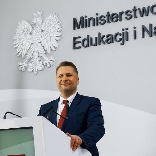 Przemysław Czarnek FB LGBT Family Cards Poland EU