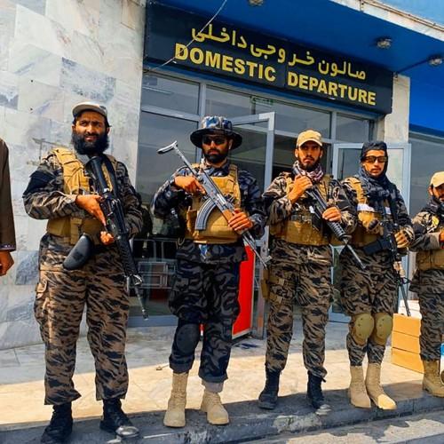 Taliban Afghanistan US fall of Kabul