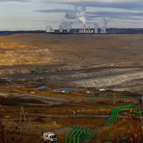 Turów lignite mine Poland Czechia dispute ECJ