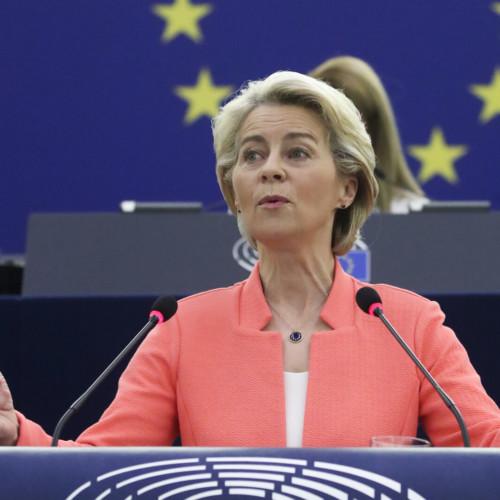 Ursula von der Leyen, state of the EU, EU defense