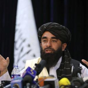 Zabihullah Mujahid, Taliban, afghanistan's new government
