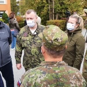 Jaroslav Naď, army, Covid-19, vaccination
