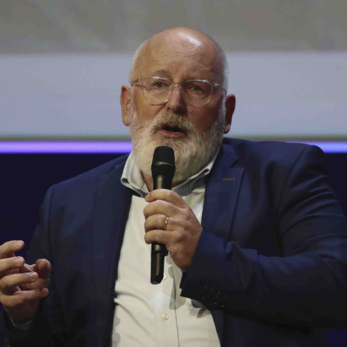 Frans Timmermans, Green Deal, Fit for 55