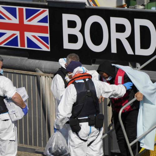 UK, France, migration