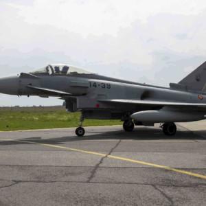 NATO days, jet