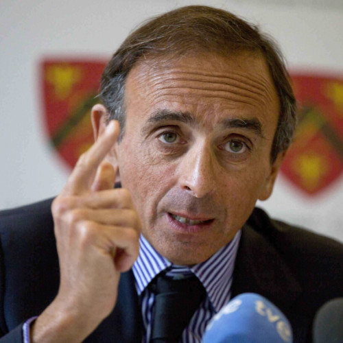 Éric Zemmour, foreign names