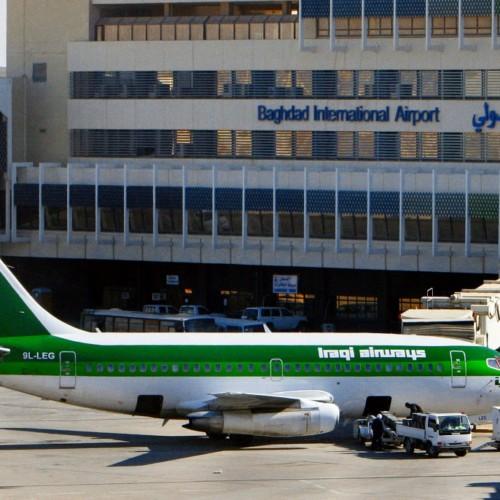 Iraqi Airways Iraq cancels flight to Belarus
