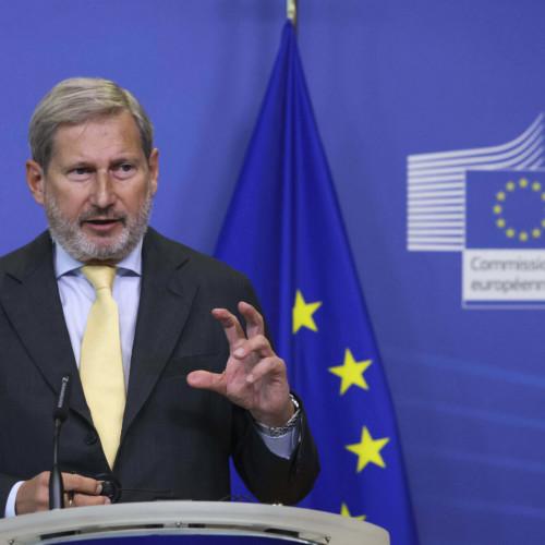 Johannes Hahn, green bond, EU recovery fund