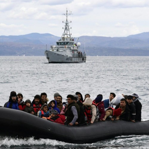 Greece, Croatia, migrants, Ylva Johansson, human smuggling