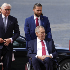 Czech Republic, President, Miloš Zeman, health, removing powers