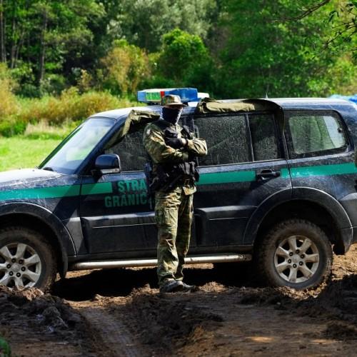 Migration Poland Belarus Polish Border Guard