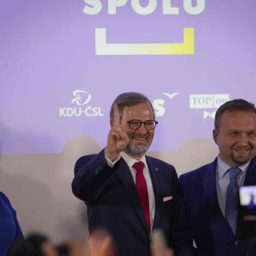 Czech Republic, elections, Petr Fiala, SPOLU, Andrej Babiš