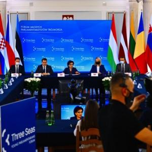 Three Seas Young Parliamentarians Forum