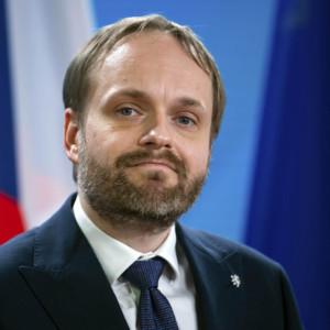 Jakub Kulhánek, Foreign Minister, dispute