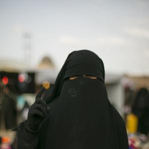 Jihadist wife, Germany